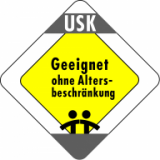 Approved without age restriction (Unterhaltungssoftware Selbstkontrolle - Germany)