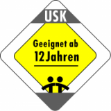 Approved for children aged 12 and above (Unterhaltungssoftware Selbstkontrolle - Germany)