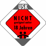 Not approved for anyone under 18 (Unterhaltungssoftware Selbstkontrolle - Germany)