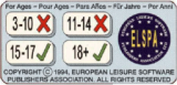 For ages 15+ (1994) (European Leisure Software Publishers Association - United Kingdom)