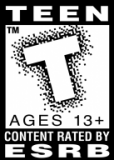 Teen (T) (1996) (Entertainment Software Rating Board - United States)