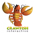 Developper Crawfish Interactive Ltd.'s logo