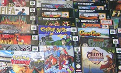 Magnio's games collection