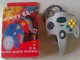 The picture of the Grey Easy 64 controller (Europe) accessory