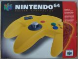 The picture of The accessory Yellow controller (Germany)