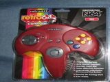 The picture of the Red controller (United States) accessory
