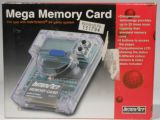 The picture of the Mega Memory Card (Europe) accessory
