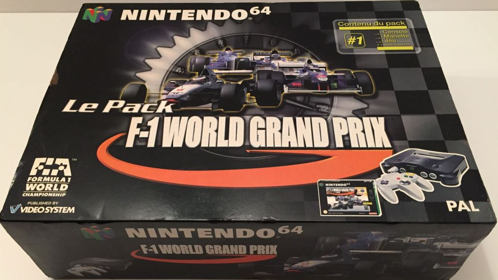 Turbina Kritizovat Puncochy F1 Nintendo 64 Stephenkarr Com