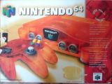 The picture of bundle N64 Serie Multi-Sabores: Tangerina (Brazil)