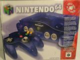 The picture of the Nintendo 64 : Une série fantastique : mauve raisin (Canada) bundle