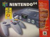 La photo du bundle Nintendo 64 Best Console 97 (Suisse)