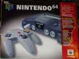 The picture of bundle Nintendo 64 Classic Pack (France)