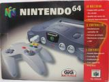 La photo du bundle Nintendo 64 Classic Pack (Italie)