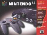 The picture of bundle Nintendo 64 Classic Pack (United Kingdom)