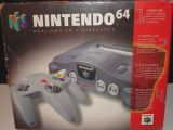 The picture of the Nintendo 64 Classic Pack (Gradiente) (Brazil) bundle