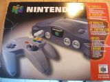The picture of bundle Nintendo 64 Classic Pack (reprint) (France)