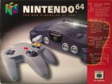 The picture of bundle Nintendo 64 Classic Pack  (Germany)