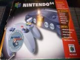 The picture of bundle Nintendo 64 Classic Pack + Super Mario 64 (Sweden)