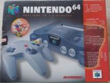 The picture of the Nintendo 64 Classic Pack inclui Super Mario 64 (Brazil) bundle