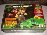 The picture of bundle Nintendo 64 Donkey Kong 64 Set (United States)
