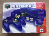 The picture of bundle Nintendo 64 Funtastic Series: Grape Purple (United States)