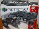 The picture of bundle Nintendo 64 Funtastic Series: Smoke Black (United States)