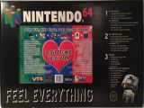The picture of bundle Nintendo 64 I Love Techno Value Pack (Belgium)