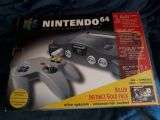 The picture of the Nintendo 64 Killer Instinct Gold Pack (Belgium) bundle