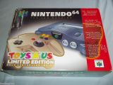 The picture of bundle Nintendo 64 Limited Edition Gold Controller (United States)