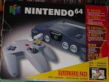 The picture of bundle Nintendo 64 Mario Pack [Sticker] (Belgium)