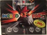 The picture of bundle Nintendo 64 Mario Pak (Germany)