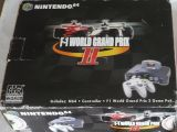 The picture of bundle Nintendo 64 Pack F1 World Grand Prix II (United Kingdom)