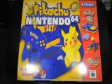 The picture of bundle Nintendo 64 Pikachu Set (United States)
