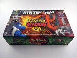 The picture of bundle Nintendo 64 Pokemon Stadium Battle Set (United States)