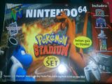 La photo du bundle Nintendo 64 Pokemon Stadium Battle Set (Mexique)