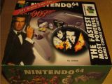 The picture of bundle Nintendo 64 Special Value Pak Goldeneye (Sweden)