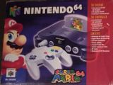 The picture of bundle Nintendo 64 Super Mario 64 (United Kingdom)