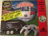 La photo du bundle Nintendo 64 World Cup Live (Portugal)