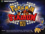 The picture of bundle Pokemon Stadium Battle Set (+ VHS) (United Kingdom)