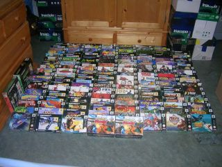 LordSuprachris's games collection