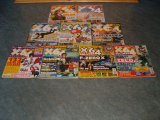 LordSuprachris's magazines collection