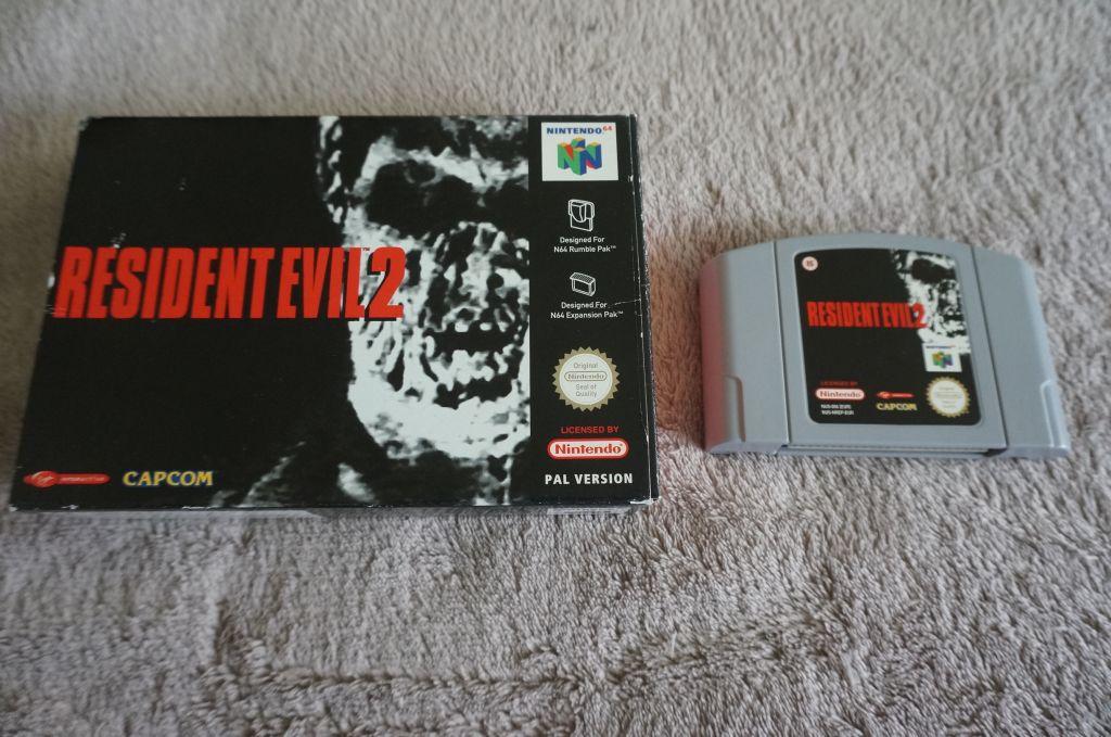 Nintendo64EVER - Resident Evil 2