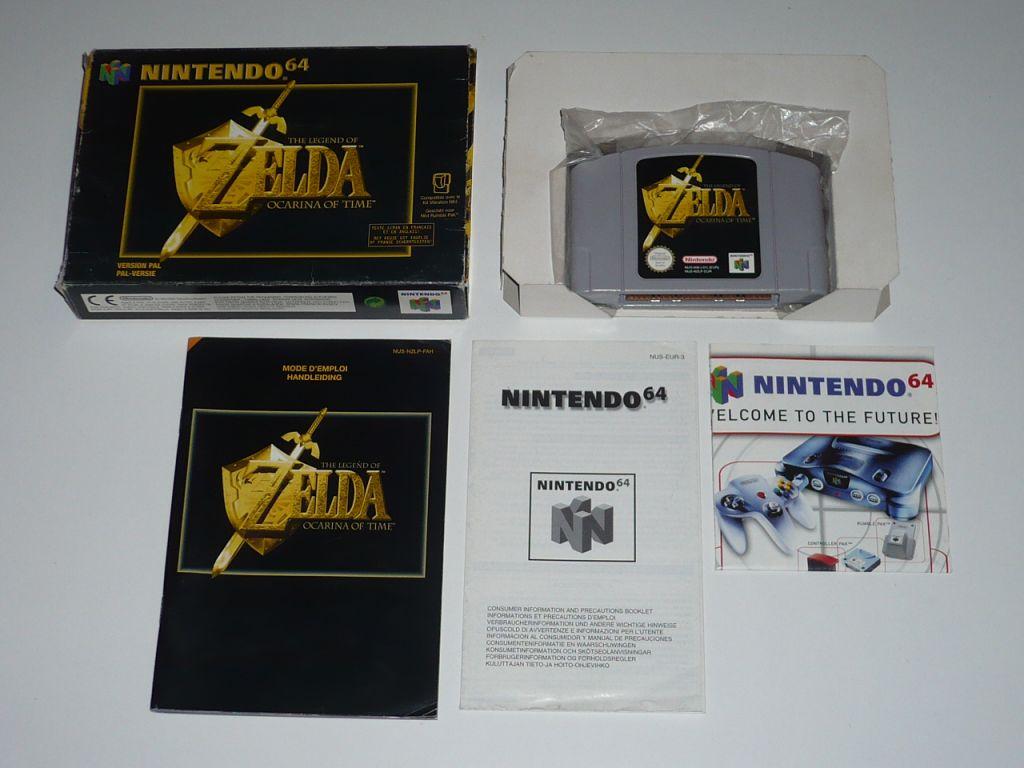 Nintendo64EVER - The Legend Of Zelda: Ocarina Of Time