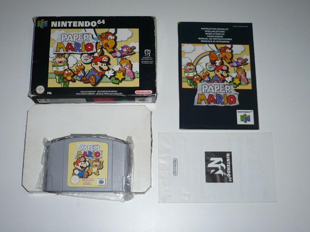 Nintendo64EVER - Paper Mario