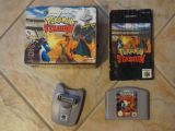 Pokemon Stadium - Bundle with a Transfer Pak from justAplayer's collection