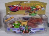 La photo du goodie Figurine Legend of Zelda: Ocarina Of Time : Link (Europe)