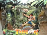 La photo du goodie Figurine Turok Series : Joshua Vs Raptor (États-Unis)
