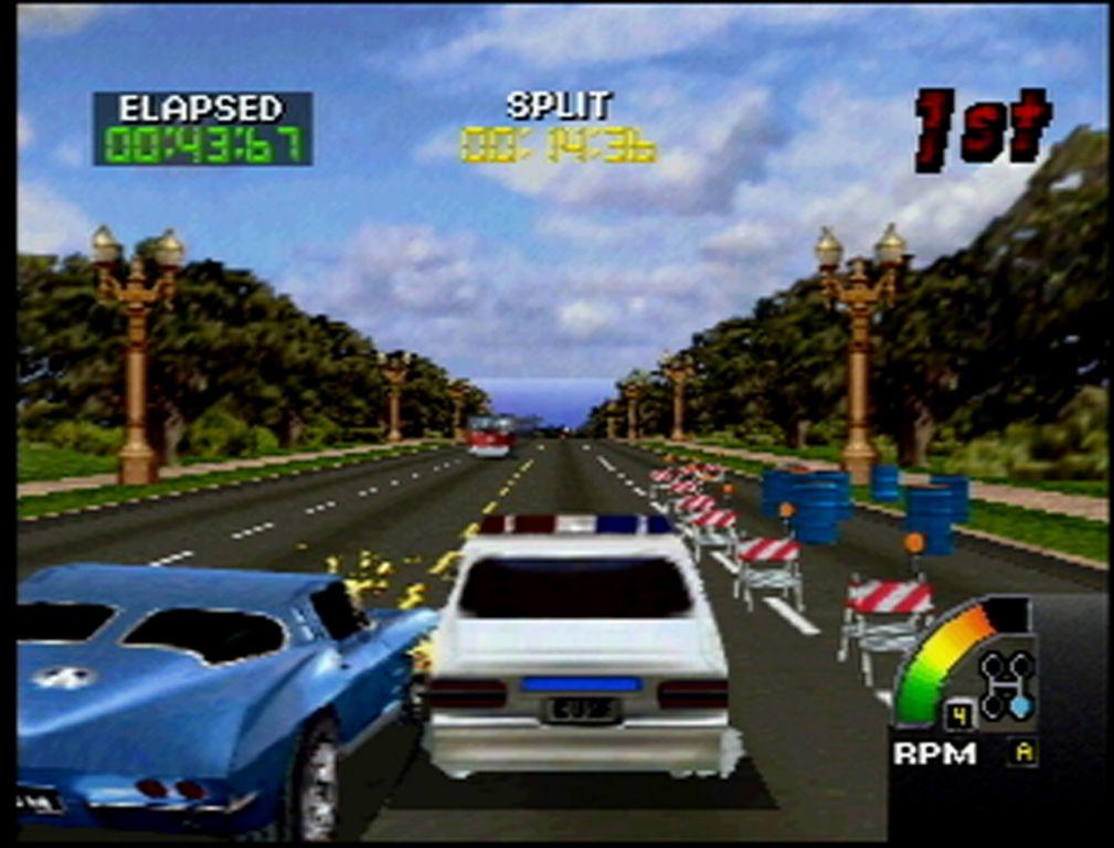 jeux de voiture nintendo 64