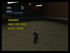 THPS (Tony Hawk's Skateboarding)