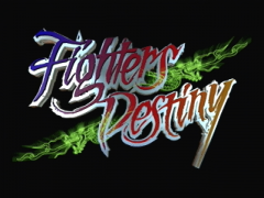 Titre (Fighters Destiny)